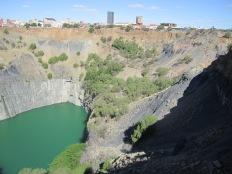 Kimberly Diamond Mine
