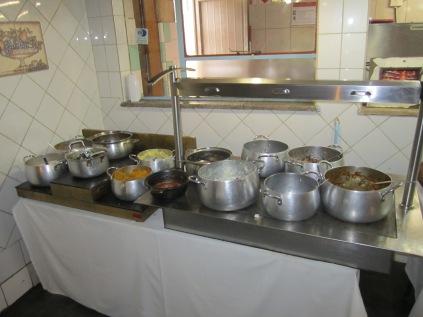 Soweto lunch